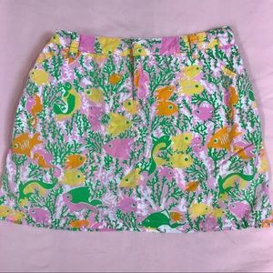 Lilly Pulitzer skirt.  Size 14. Gently worn